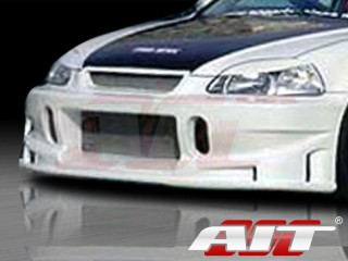 BC Style Front Bumper Cover For Honda Civic 1996-1998