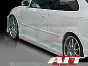BC Style Side Skirts For Honda Civic 1996-2000