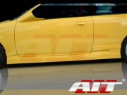 BMX Style Side Skirts For Honda Civic 1996-2000