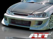 BZ Style Front Bumper Cover For Honda Civic 1996-1998