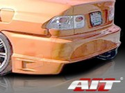 BZ Style Rear Bumper Cover For Honda Civic 1996-2000
