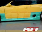 BZ Style Side Skirts For Honda Civic 1996-2000