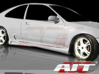 Combat Style Side Skirts For Honda Civic 1996-2000