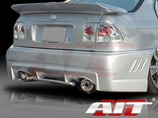 EVO3 Style Rear Bumper Cover For Honda Civic 1996-2000