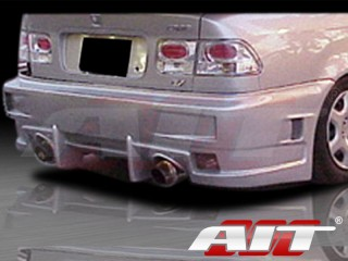EVO4 Style Rear Bumper Cover For Honda Civic 1996-2000