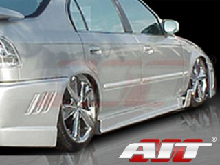 MGN Style Side Skirts For Honda Civic 1996-2000