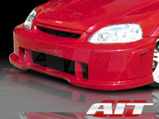 SIN Style Front Bumper Cover For Honda Civic 1996-1998