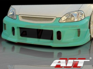 BCN1 Style Front Bumper Cover For Honda Civic 1999-2000