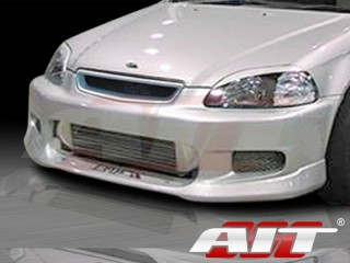 CW Style Front Bumper Cover For Honda Civic 1999-2000