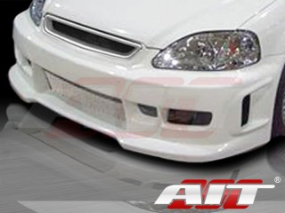 Revolution Style Front Bumper Cover For Honda Civic 1999-2000