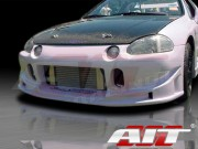 BC Style Front Bumper Cover For Honda Del Sol 1993-1997