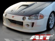 MGN Style Front Bumper Cover For Honda Del Sol 1993-1997