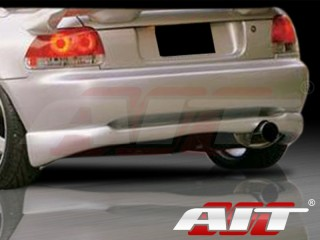 MGN Style Rear Skirts For Honda Del Sol 1993-1997