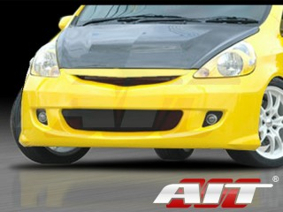 MG Style Front Bumper Cover For Honda Fit 2006-2008