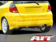 MG Style Rear Bumper Cover For Honda Fit 2006-2008