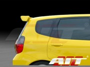 MG Style rear roof wing  For Honda Fit 2006-2008