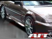 EVO Style Side Skirts For Honda Prelude 1988-1992