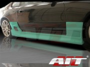 BZ Style Side Skirts For Honda Prelude 1992-1996