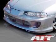 Combat Style Front Bumper Cover For Honda Prelude 1992-1996