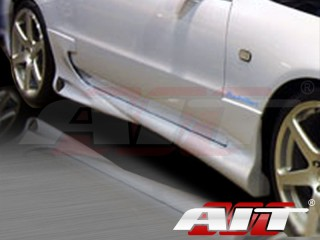 Combat Style Side Skirts For Honda Prelude 1992-1996