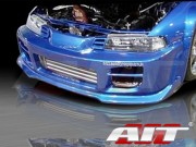 R34 Style Front Bumper Cover For Honda Prelude 1992-1996