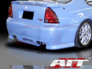 Revolution Style Rear Bumper Cover For Honda Prelude 1992-1996