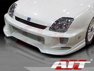 ALK Style Front Bumper Cover For Honda Prelude 1997-2004