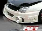 EVO2-L Style Front Bumper Cover For Honda Prelude 1997-2004