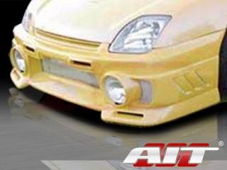 EVO3-L Style Front Bumper Cover For Honda Prelude 1997-2004