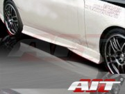 M3 Style Side Skirts For Honda Prelude 1997-2004