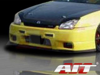 R33 Style Front Bumper Cover For Honda Prelude 1997-2004