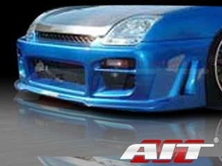 R34 Style Front Bumper Cover For Honda Prelude 1997-2004
