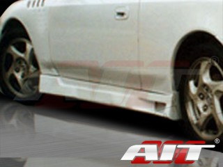 Revolution Style Side Skirts For Honda Prelude 1997-2004