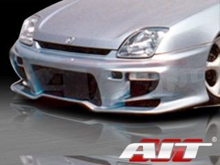 VS Style Front Bumper Cover For Honda Prelude 1997-2004