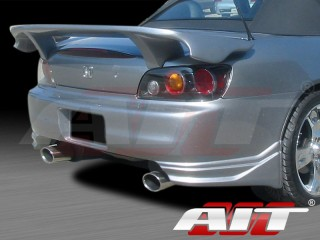 CW Style Rear Bumper Cover For 2000-2007 Honda S2000