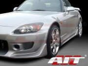 CW Style Side Skirts For 2000-2007 Honda S2000