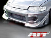 BZ Style Front Bumper Cover For Honda CR-X 1988-1991