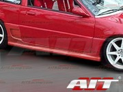 BZ Style Side Skirts For Honda CR-X 1988-1991