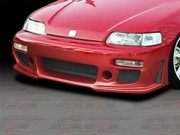 ZEN Style Front Bumper Cover For Honda CR-X 1988-1991