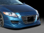 ABF Style Front Bumper Cover For Honda CR-Z 2011-2013