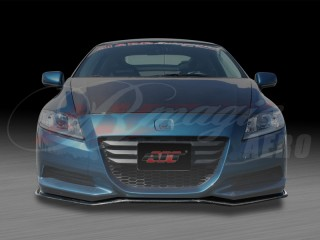 RS Style Carbon Fiber Front Lip For Honda CR-Z 2011-2013