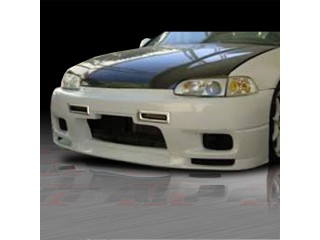 R33 Style Front Bumper Cover For 1992 -1995 Honda Civic