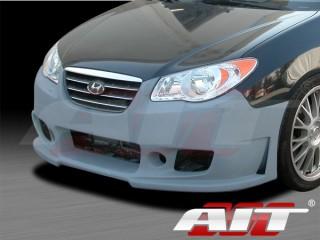 Zen Style Front Bumper Cover For Hyundai Elantra 2007-2010