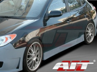 Zen Style Side Skirts For Hyundai Elantra 2007-2010