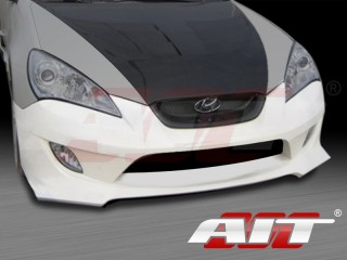 FX Style Front Bumper Cover For Hyundai Genesis Coupe 2010-2012