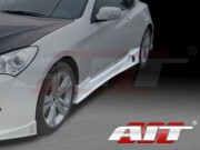 FX Style Side Skirts For Hyundai Genesis Coupe 2010-2012