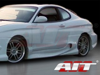 VS Style Side Skirts For Hyundai Tiburon 2000-2002