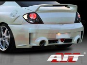 SC2  Style Rear Bumper Cover For Hyundai Tiburon 2003-2006