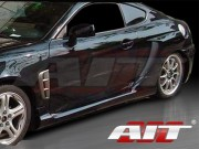 SC2  Style Side Skirts For Hyundai Tiburon 2003-2006