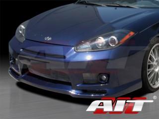 GT Spec Style Front Bumper Cover For 2007 2008 Hyundai Tiburon